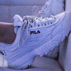 Chunky sneakers og hvordan du styler dem