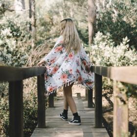Kimonos för Kvinnor