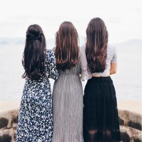 Maxiklänningar för Kvinnor