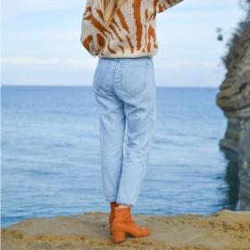 Baggy & boyfriend jeans för Kvinnor