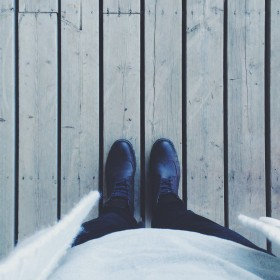Dressade skor för Män