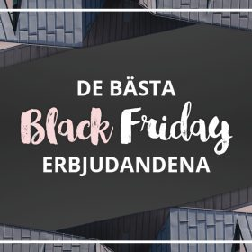 De bästa Black Friday dealsen: Kommer snart!