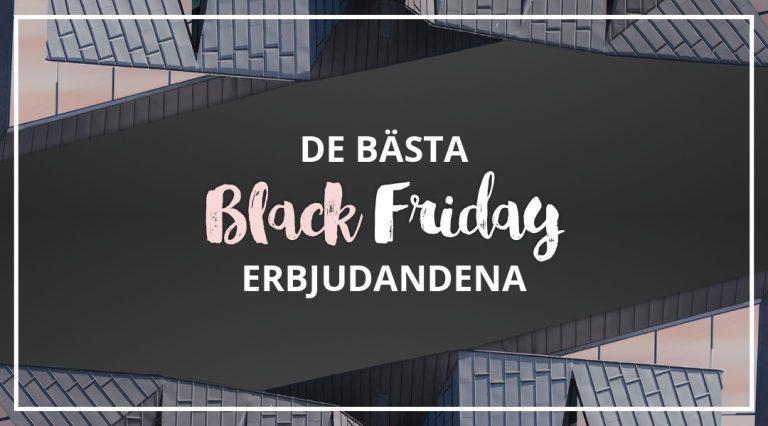 De bästa Black Friday dealsen: Kommer snart!