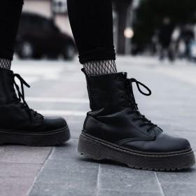 Cowboy & Biker Boots för Kvinnor