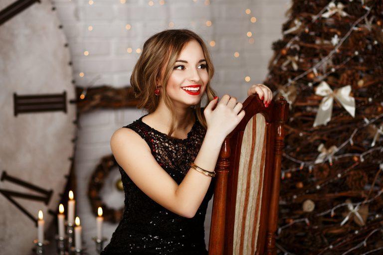 Kläder för julfest 2018