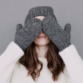 Handskar & Vantar för Kvinnor