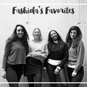 Fashiola's Favoriter: Januari