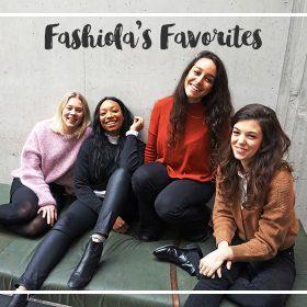 Fashiola's Favoriter: Februari