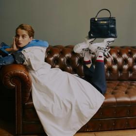 Vintage Väskor: Bär Vestiaire Collective vintage med stil