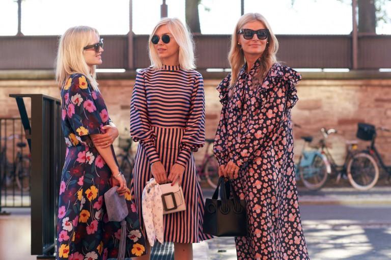 svenska klädmärken som gör klänningar