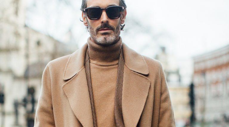 3 tips för hur man bär vinterkappan