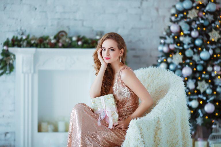 Kläder för julfest 2019