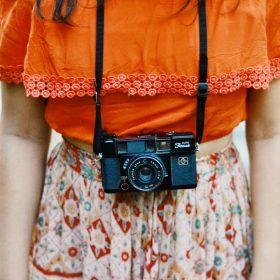 Konsten att fotografera fina bilder (på dig själv)!