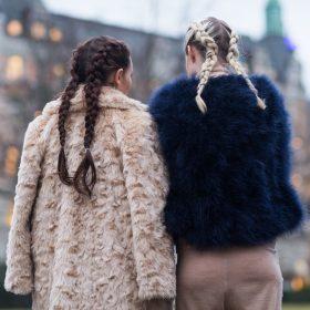 Håll dig varm i vinter med fuskpäls!