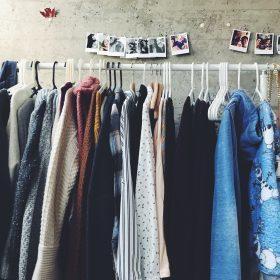 Få ordning på din garderob med några enkla knep!