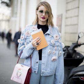 Jeansjackor för Kvinnor