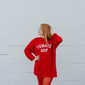 Sweatshirts för Kvinnor