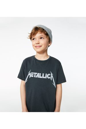 Zara T-SHIRT METALLICA