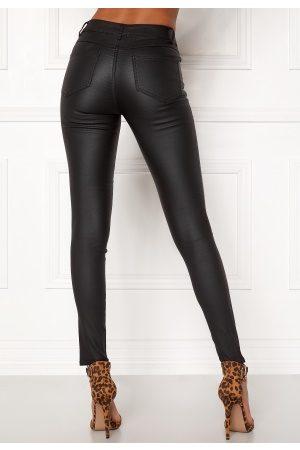 Vila Commit New Coated Jeans Black M