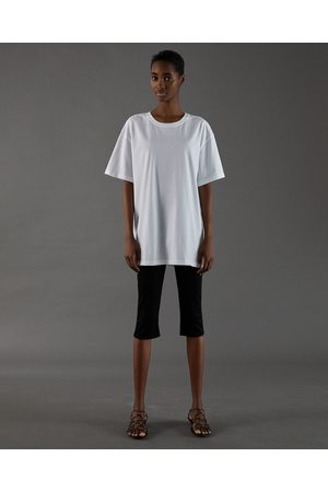Zara T-SHIRT WHITE FRÅN KAPSELKOLLEKTIONEN