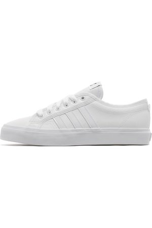 adidas Nizza Lo - Only at JD, White/Black