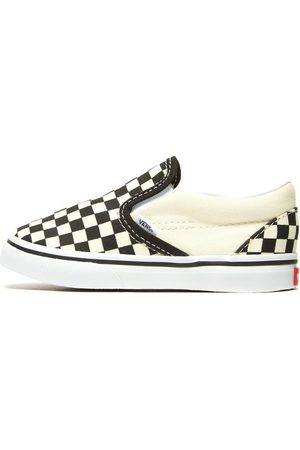 Vans Slip On Infant, Black/White