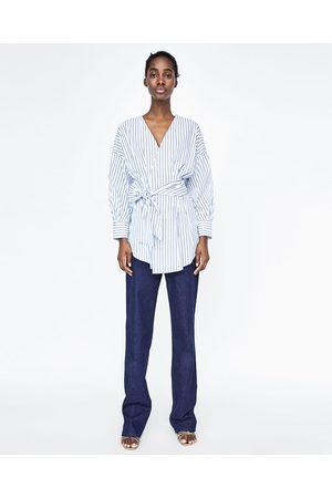 Zara och kvinna blusar   tunikor fb4f10df1cccd