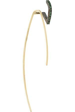 Maria Black Elodie Vert' twirl tsavorite earring
