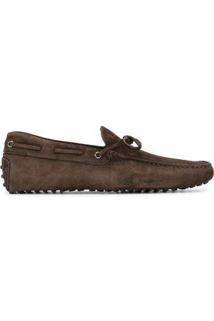 Tod's Gommino loafers i mocka