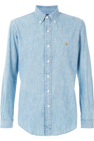 Ralph Lauren Button-down chambray shirt