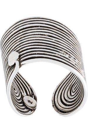 Gas Bijoux Wave' ring