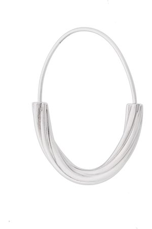 Maria Black Kvinna Örhängen - Tove medium hoop earring