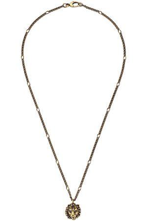 Gucci Halsband - Halsband med lejonhänge