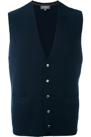 N.PEAL Man Västar - The Chelsea Milano' waistcoat