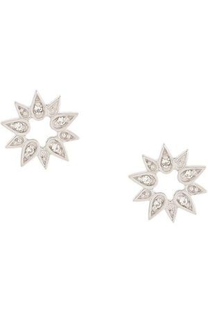 ASTLEY CLARKE Kvinna Örhängen - Mini Sun Biography' stud earrings