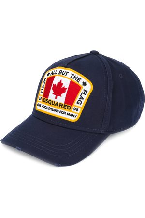 Dsquared2 Canadian patch baseball cap
