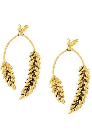 Aurélie Bidermann Wheat' earrings