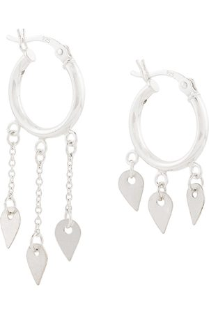 Petite Grand Vine and Leaves hoops