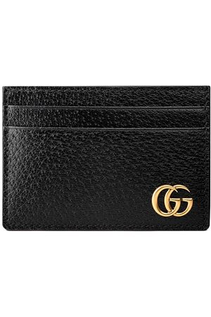 Gucci GG Marmont sedelklämma i läder