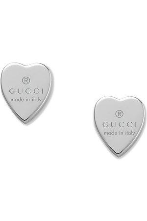 Gucci Hjärtformade örhängen