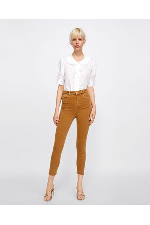 Zara JEANS 80s HIGH WAIST COLOR