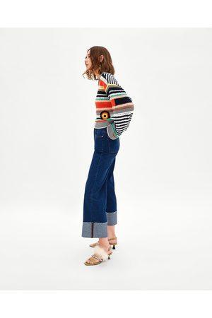 Zara JEANS WIDE LEG