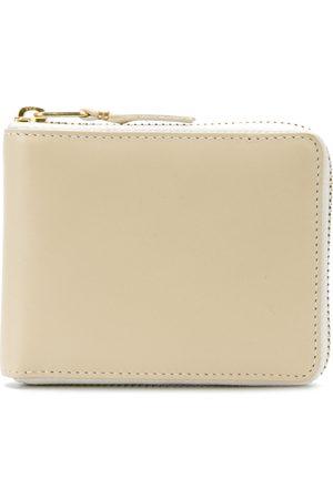 Comme des Garçons Klassisk plånbok med dragkedja