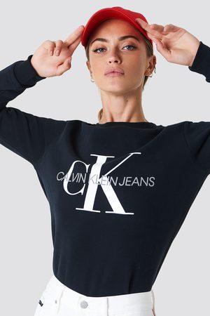 Calvin Klein Core Monogram Logo Sweatshirt - Sweatshirts