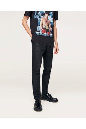 Zara BASJEANS SLIM FIT - Finns i fler färger