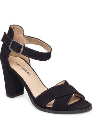 Pavement Kvinna Sandaler - Silke Cross Sandal Med Klack
