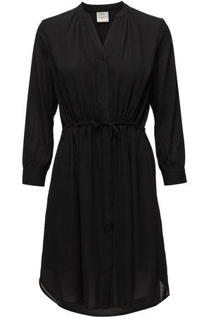 Selected Kvinna Festklänningar - Slfdamina 7/8 Dress Noos Kort Klänning