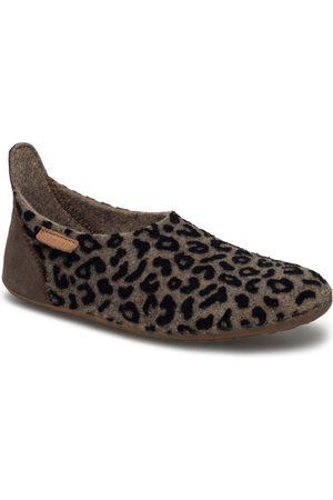 Bisgaard Home Shoe - Wool Basic