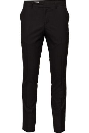 Filippa K Man Dressade byxor - M. Liam Wool Trouser Kostymbyxor Formella Byxor Blå