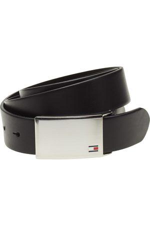 Tommy Hilfiger Man Bälten - Th Plaque Belt 3.5 A Accessories Belts Classic Belts